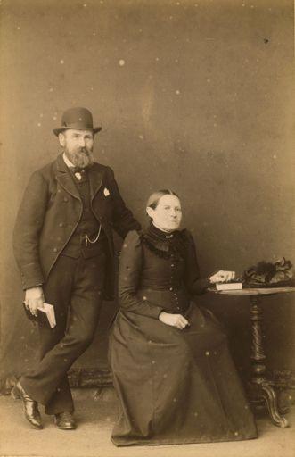 Mr and Mrs Niels Nielsen