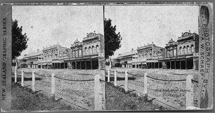 Stereoscopic View: Church Street East