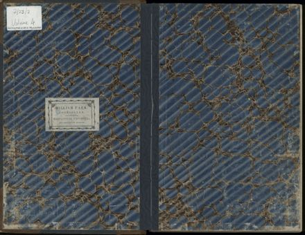 Palmerston North Rate Book, 1886-1889, 2