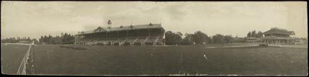 Panorama of Awapuni Racecourse