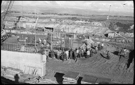 """""""Moutoa Lower Manawatu River Scheme"""""""
