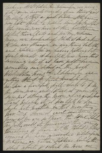 Shipboard Diary Emily J. Hewitt [Shannon] - 12