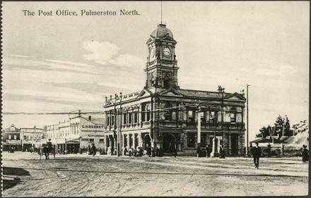 Post Office, Palmerston North