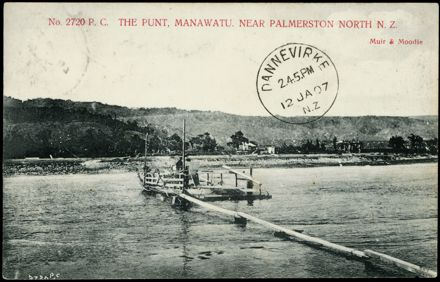 The Punt, Manawatū River 1