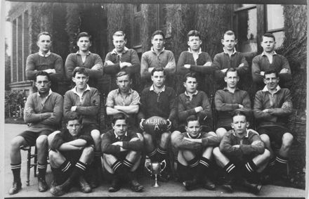 Palmerston North Boys' High School Rugby Team