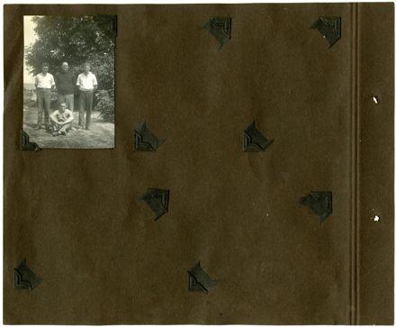 Barrow Family Photograph Album Page 6