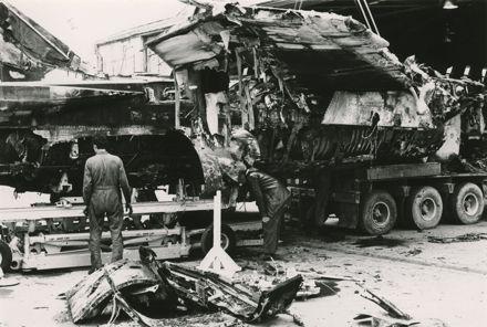F-111 Aircraft Crash – Ohakea Base