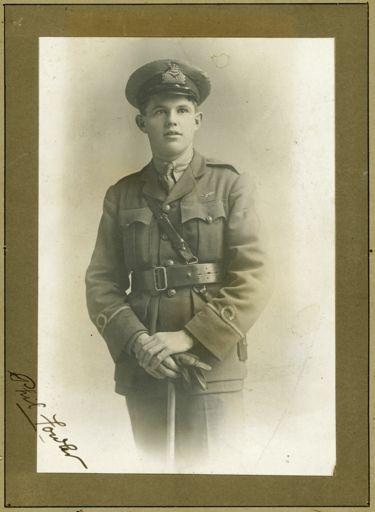 """""""Wartime Aviator- Philip Kenning Fowler"""""""