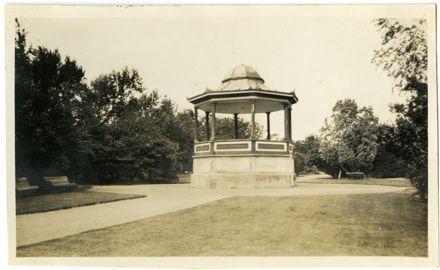 Andrews Collection: Band Rotunda in the Victoria Esplanade