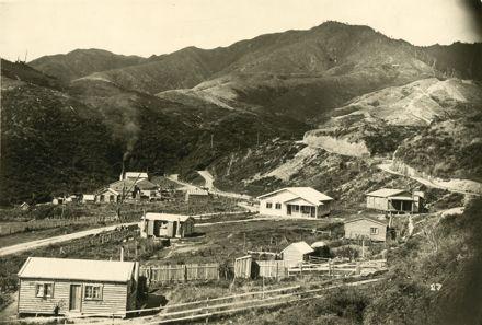 Mangaore village, Mangahao Electric Power Scheme