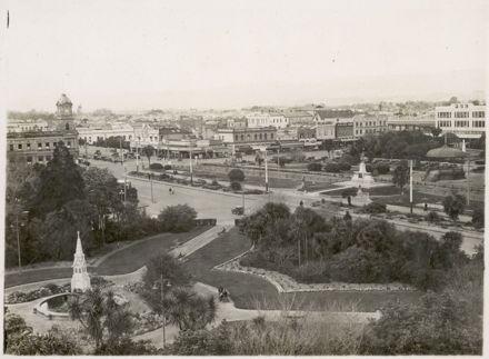 Scenes from Palmeston North, c1936 1