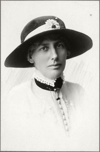 Portrait of Sarah Barley