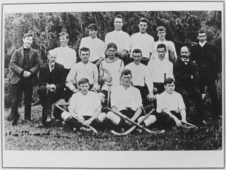 Fitzherbert East Hockey Team