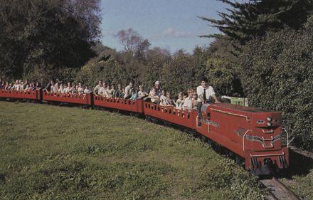 Miniature Railway, Victoria Esplanade