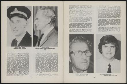 History of the St John Ambulance Association Manawatu, 1900-1975 5