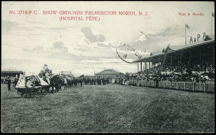 Hospital Fête at Palmerston North Showgrounds 1