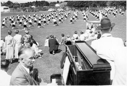 Queen Elizabeth College Sporting Event