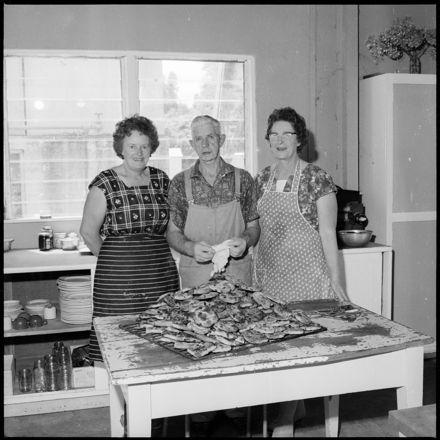 """Giant Totara"" [Kitchen Staff]"