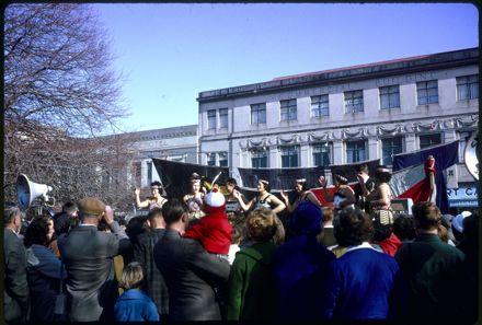 Waiata Group - 1971 Palmerston North Centennial Jubilee Parade