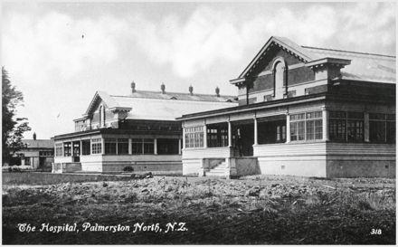Palmerston North Hospital wards, Ruahine Street
