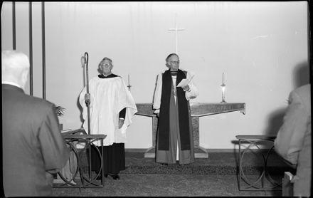 """Anglican Church Dedication"" St. Oswald's"