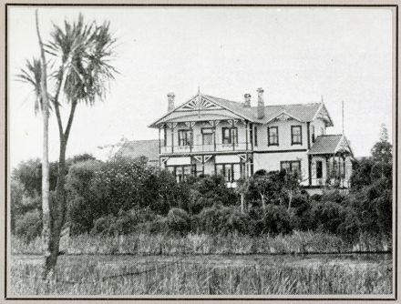 'Woodhey',  Te Awe Awe Street