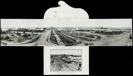 Postcard Wallet - Palmerston North Views 5