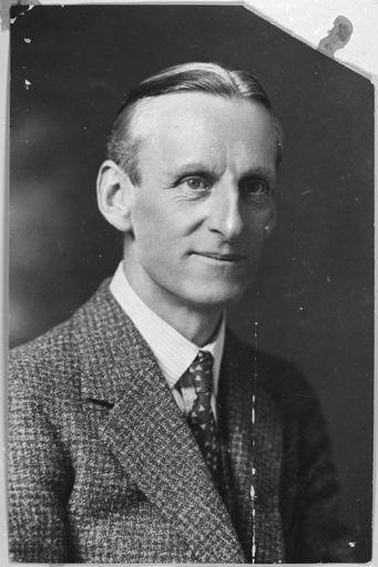 John Murray, Rector of Boys' High School from 1919-1946