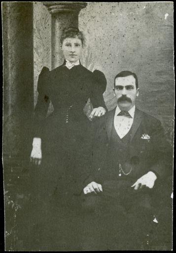 Elizabeth and Frank Cammock
