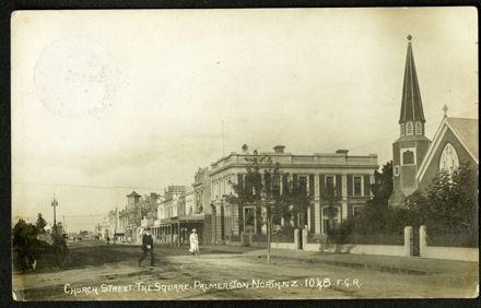 View of Church Street