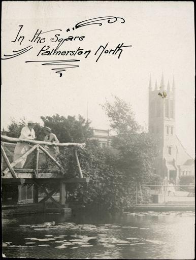 """In The Square, Palmerston North"""