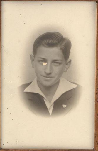 Laurence Allan - Terrace End School Dux, 1934