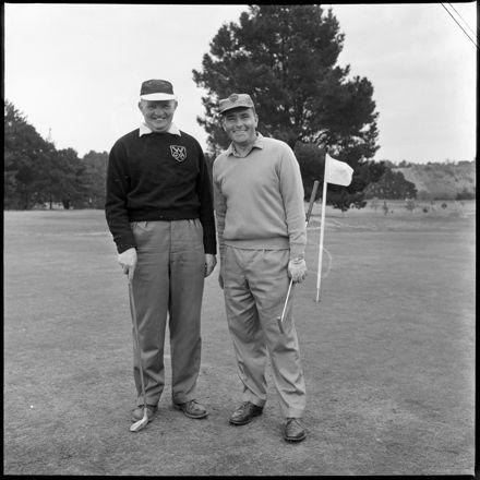 """Semi-Finalists in Easter Golf Title"""
