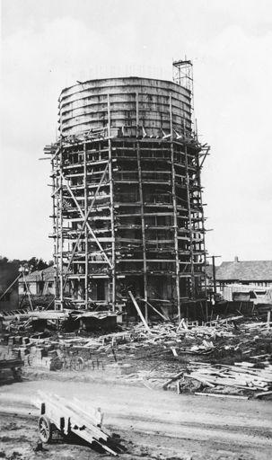 Water Tower - Ohakea Base