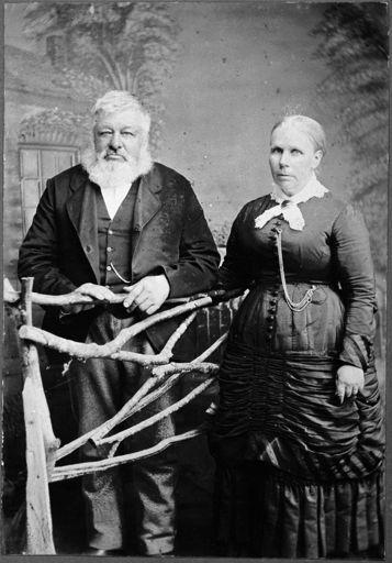 Edward and Sarah Collins