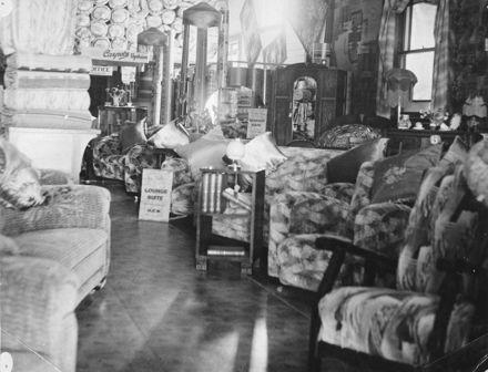 Hutchins' Furniture Warehouse, Main Street