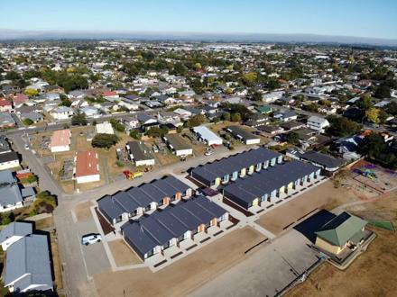 Papaiōea Place social housing