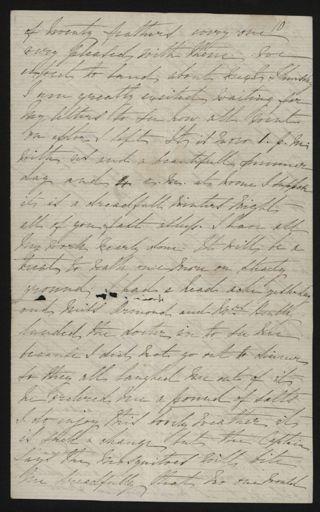Shipboard Diary Emily J. Hewitt [Shannon] - 28