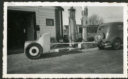 'Chariot' at Bunnythorpe Garage