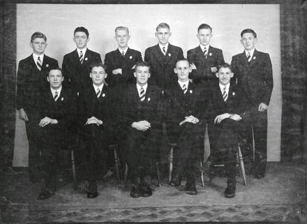 Prefects, Palmerston North Boys High School