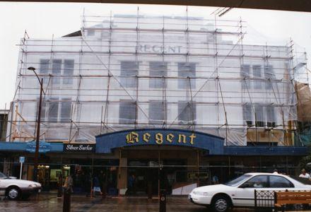 Regent Theatre reconstruction, Broadway