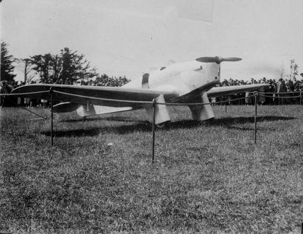 Miles Hawk Aircraft, Milson Airport