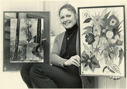 Adrienne J. Rewi, Artist