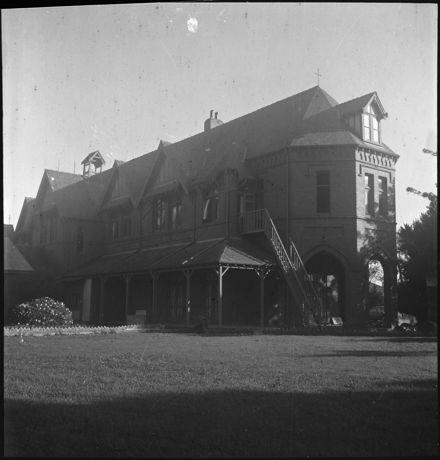 Mercy Convent, Fitchett Street
