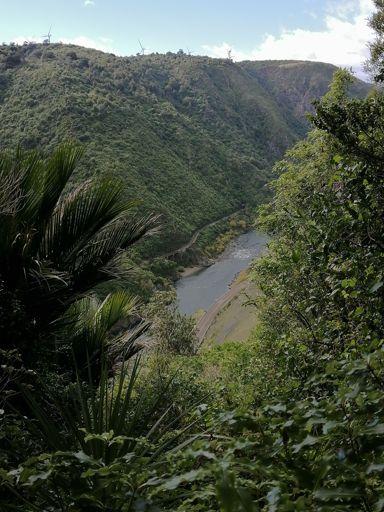 View of Te Āpiti - Manawatū Gorge