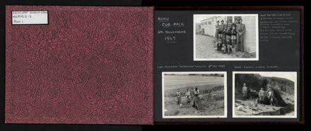 Ashhurst Scout Group Album, 1967-1973 2