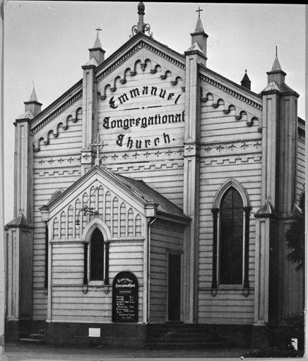 Emmanuel Congregational Church, Broadway