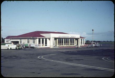Milson Airport - Palmerston North