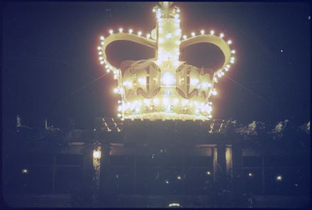 1954 Royal Visit Decorations