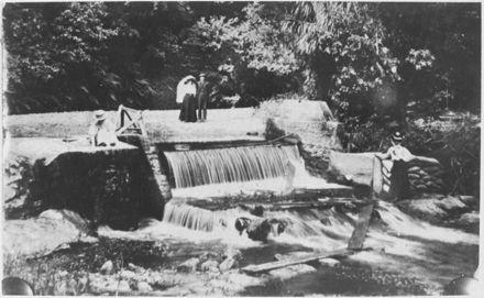Original Turitea Dam